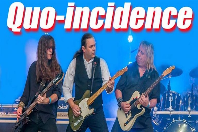 Status Quo Tribute Show at Eastbourne Bandstand
