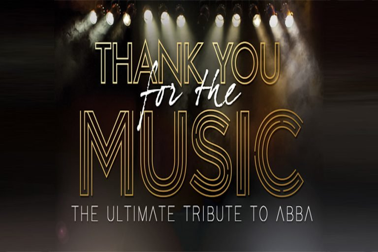 Thank You For The Music ABBA Tribute Show at White Rock Theatre