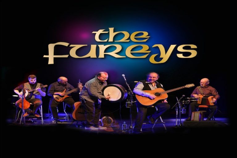 The Fureys at Chequer Mead Theatre