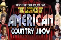 The Legends of American Country Show at White Rock Theatre