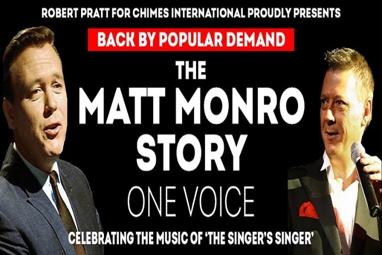 The Matt Monro Story at White Rock Theatre