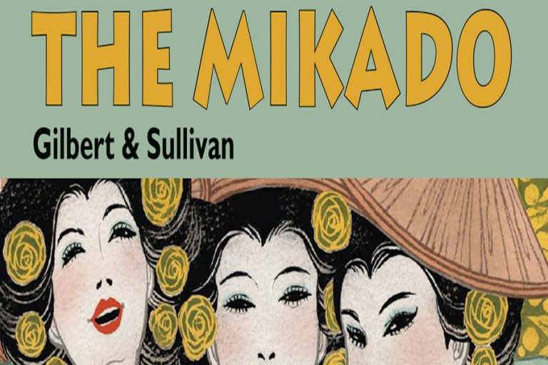The Mikado at White Rock Theatre