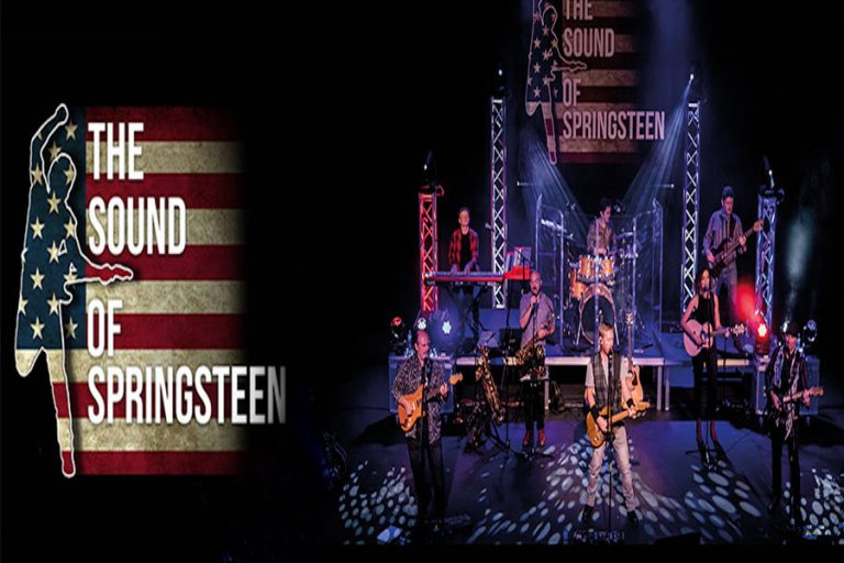 The Sound of Springsteen at White Rock Theatre
