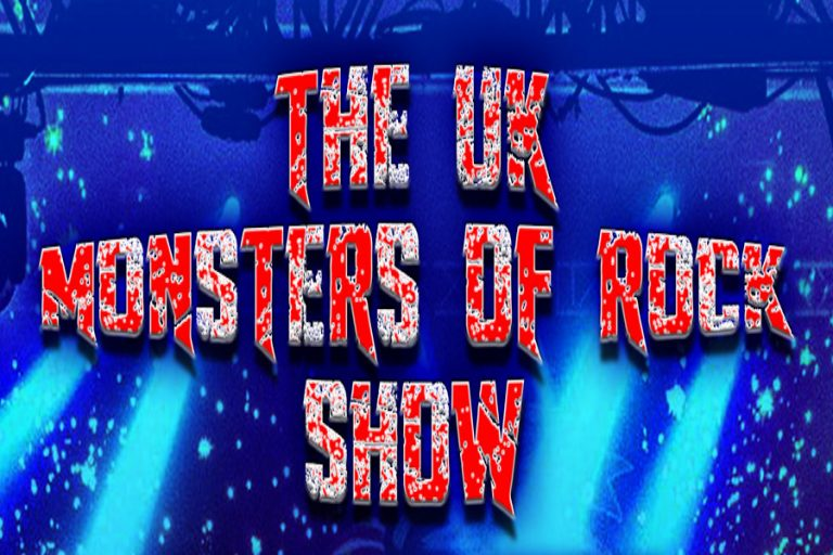 The UK Monsters of Rock Show at White Rock Theatre