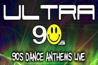 Ultra 90s Dance Anthems Live at White Rock Theatre