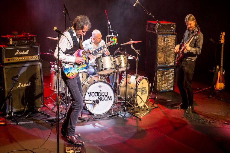 Voodoo Room at Chequer Mead Theatre