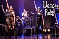 Women In Rock Tribute Show at Eastbourne Bandstand