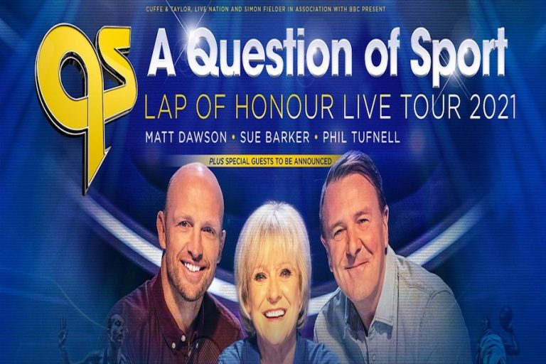 A Question of Sport Live at Brighton Centre