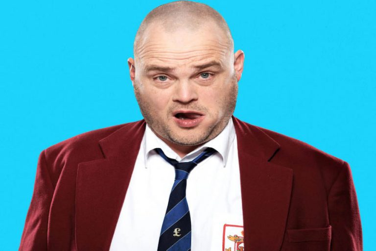 Al Murray at The Hawth
