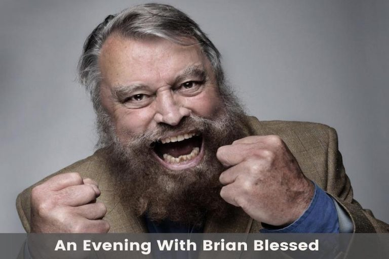 An Evening With Brian Blessed at Assembly Hall