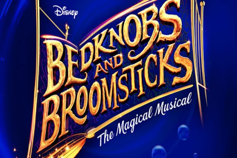 Bedknobs and Broomsticks The Musical at Congress Theatre