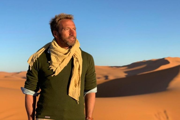 Ben Fogle at Assembly Hall