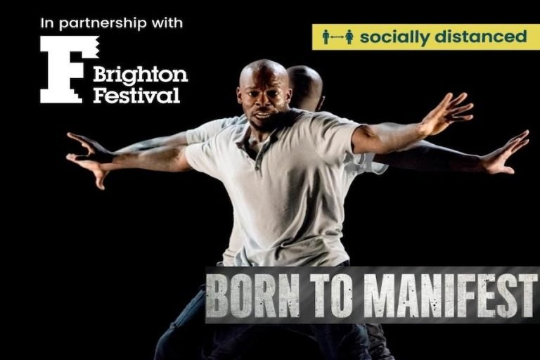Born to Manifest at Connaught Theatre