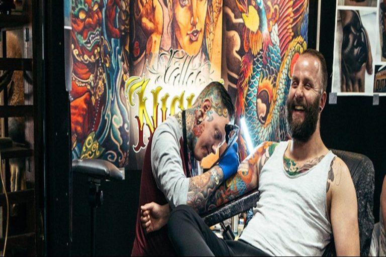 Brighton Tattoo Convention at Brighton Centre