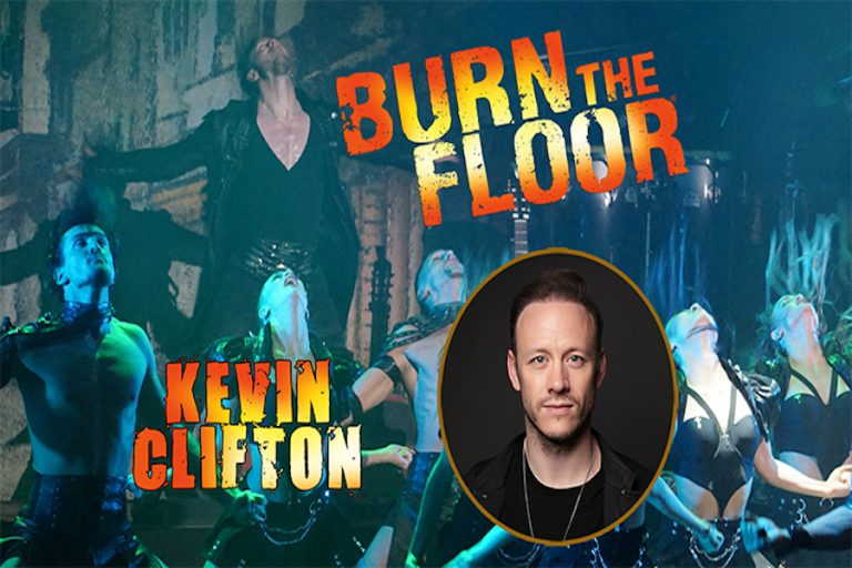Burn the Floor at The Hawth