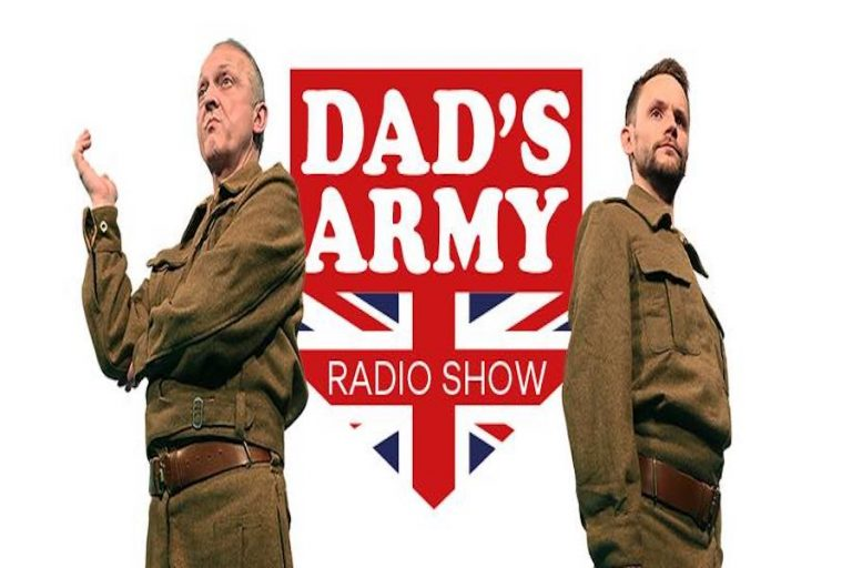 Dad's Army Radio Show at The Capitol Horsham