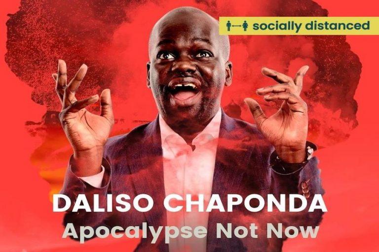 Daliso Chaponda at Pavilion Theatre