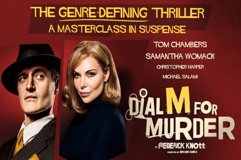 Dial M for Murder at Theatre Royal