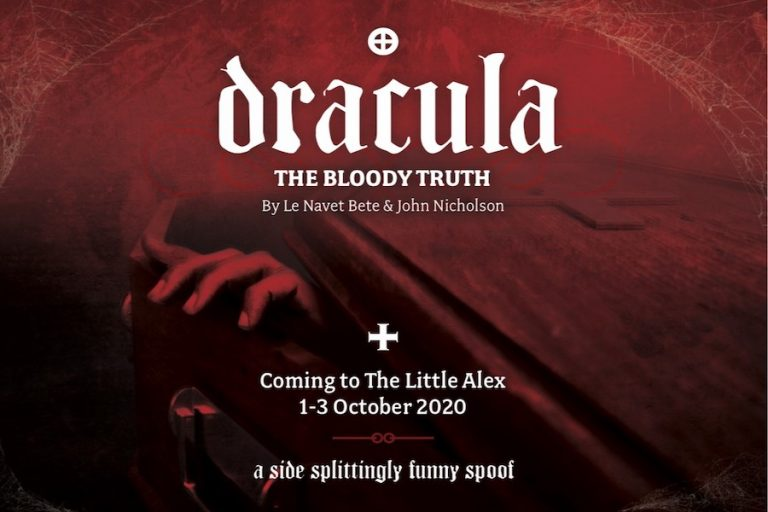 Dracula: The Bloody Truth at Regis Centre