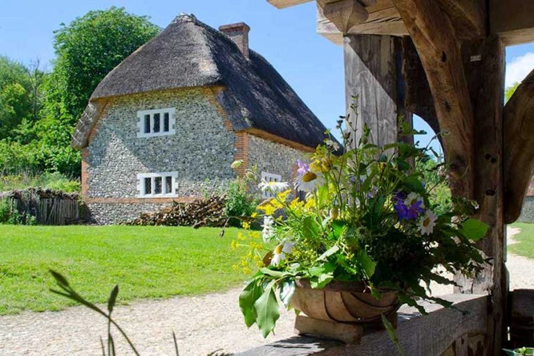 Historic Buildings Weekend at Weald and Downland Museum