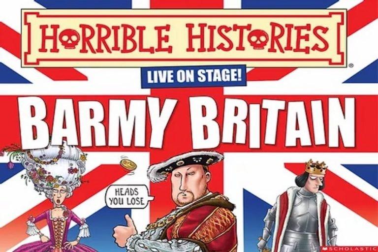 Horrible Histories at The Capitol Horsham