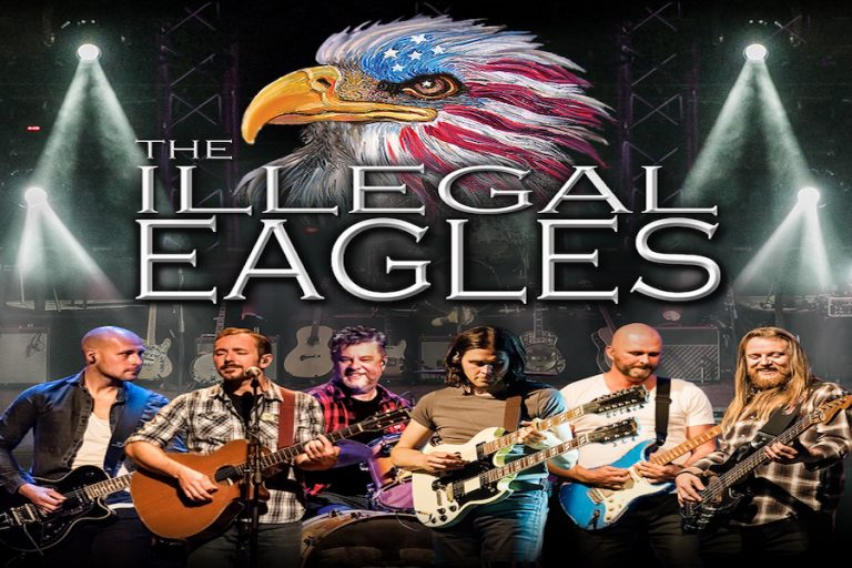 Illegal Eagles at Congress Theatre