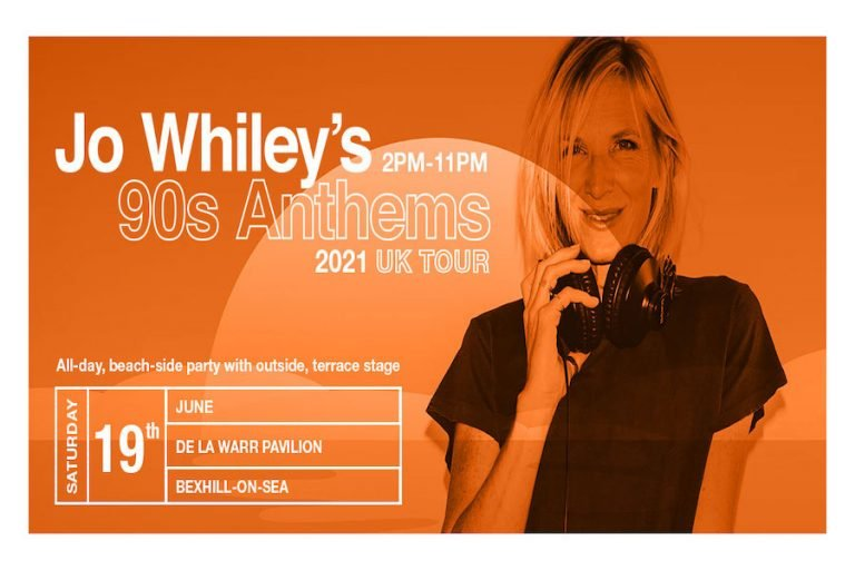 Jo Whiley's 90s Anthems at De La Warr Pavilion