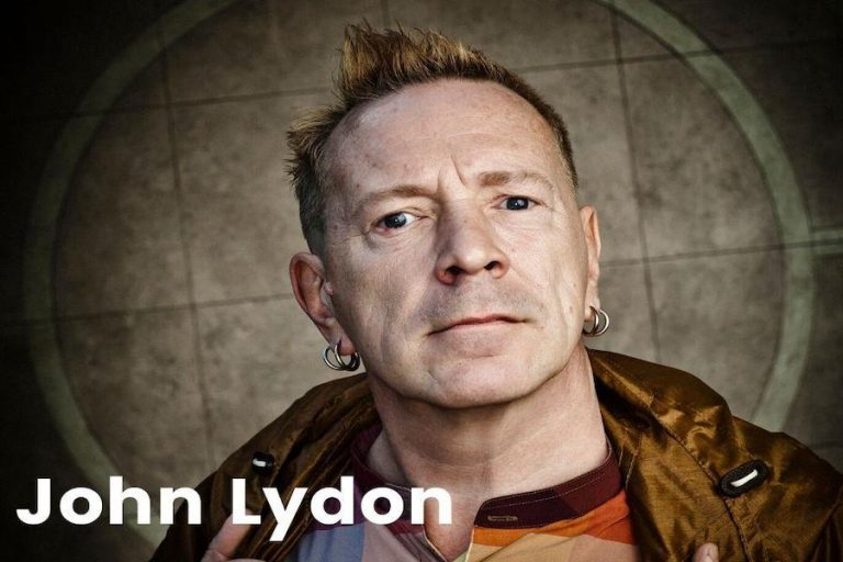 John Lydon at Pavilion Theatre
