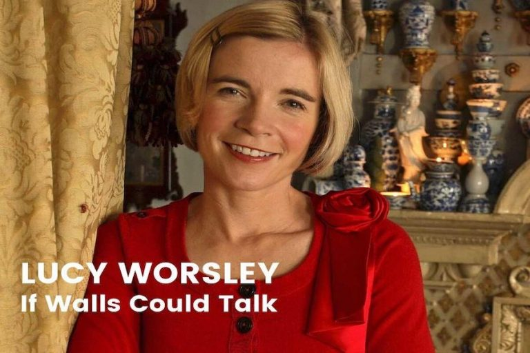Lucy Worsley at Connaught Theatre