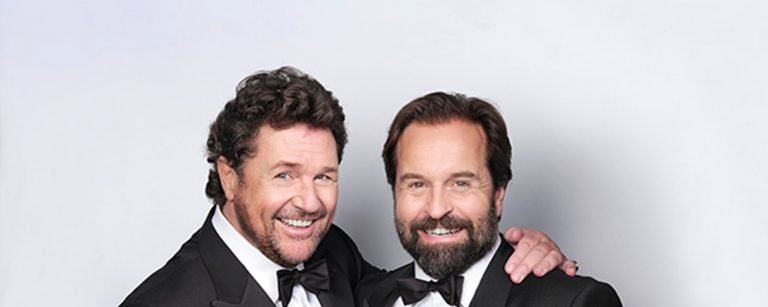 Michael Ball and Alfie Boe at Brighton Centre