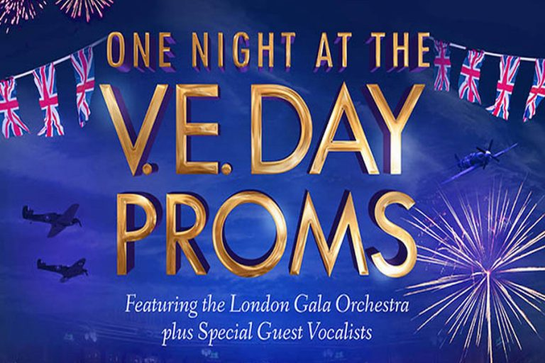 One Night at The V.E. Day Proms at Congress Theatre