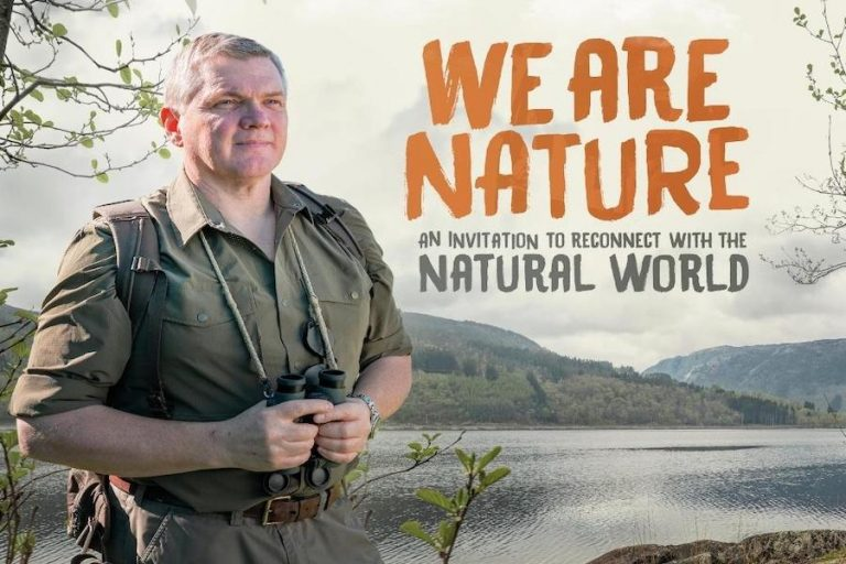 Ray Mears at Assembly Hall in Worthing