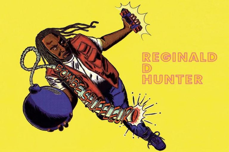Reginald D Hunter at Pavilion Theatre