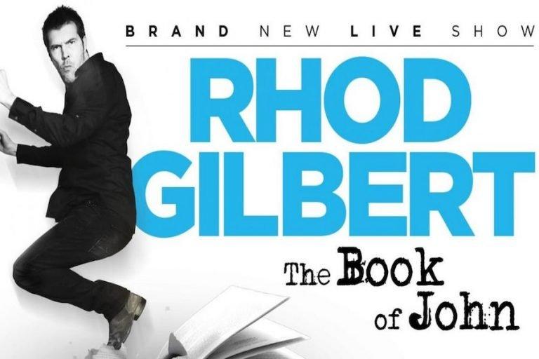 Rhod Gilbert at Congress Theatre