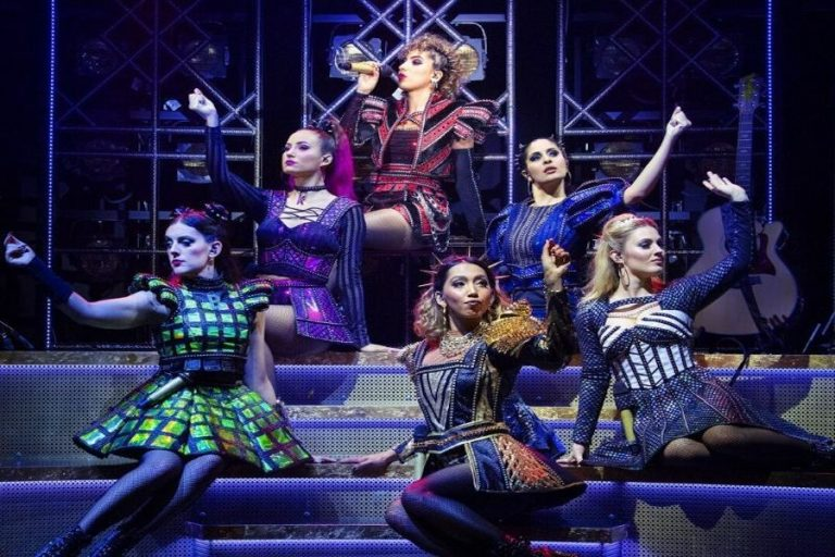 SIX The Musical at Congress Theatre