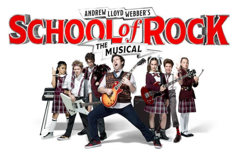 School Of Rock The Musical at Congress Theatre
