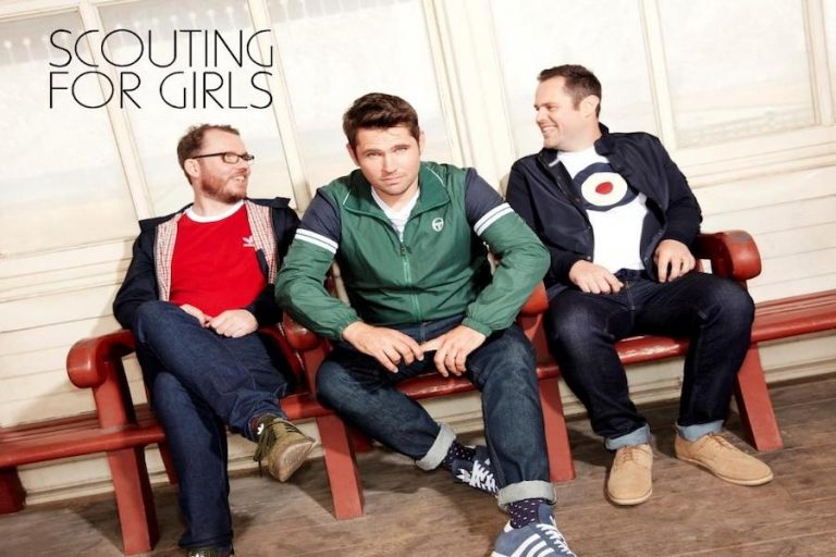 Scouting For Girls at Assembly Hall