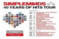 Simple Minds at Brighton Centre