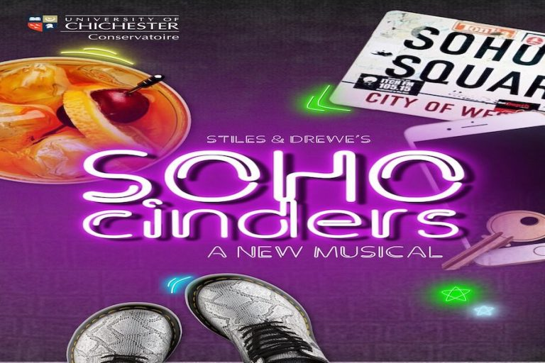 Soho Cinders at Regis Centre