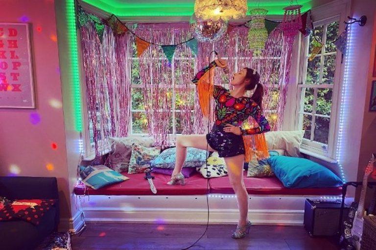 Sophie Ellis-Bextor at De La Warr Pavilion