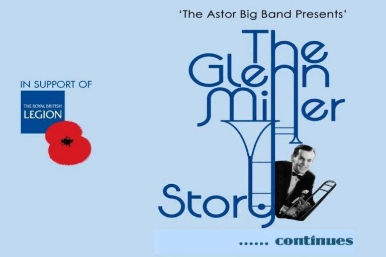 The Astor Big Band at Pavilion Theatre
