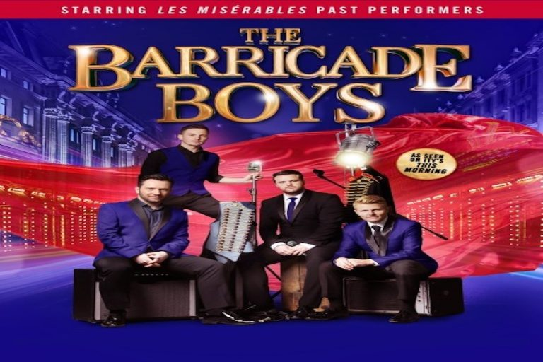 The Barricade Boys at Regis Centre