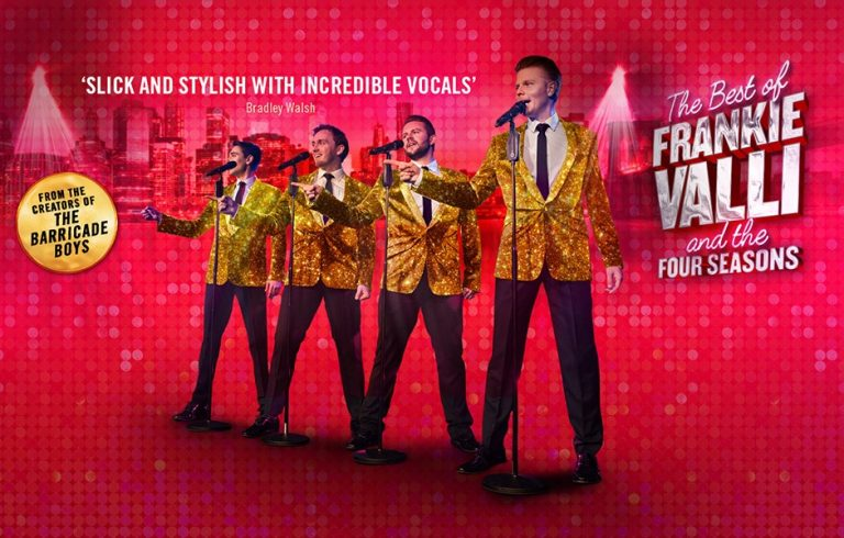 The Best Of Frankie Valli and The Four Seasons at Theatre Royal