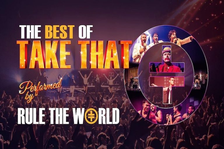 The Best of Take That at Regis Centre