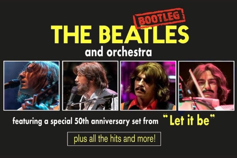 The Bootleg Beatles at Pavilion Theatre