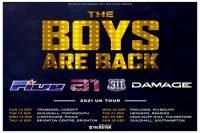 The Boys are Back at Brighton Centre