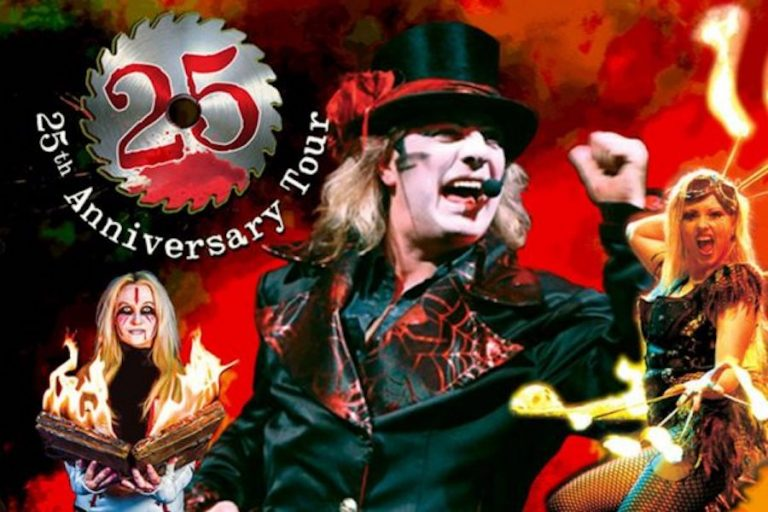 The Circus of Horrors 25th Anniversary Tour at Royal Hippodrome