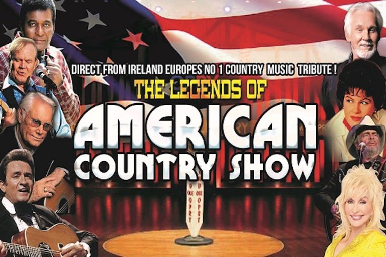 The Legends of American Country at Regis Centre
