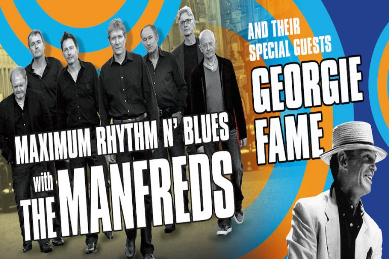 The Manfreds at Congress Theatre