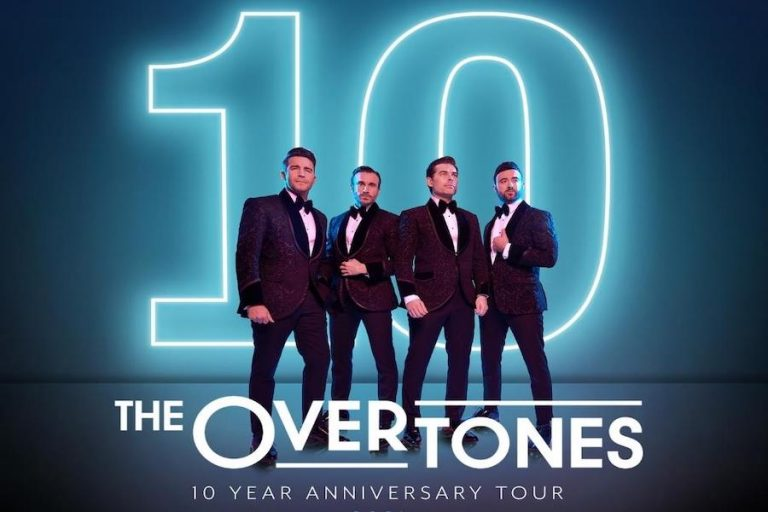 The Overtones at Assembly Hall